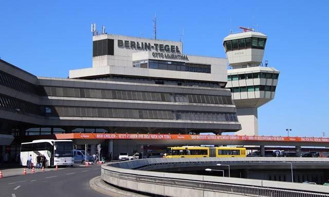 Berlin Tegel airport closed