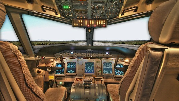 Airbus and Cathay Pacific to Test Single-Pilot Flight