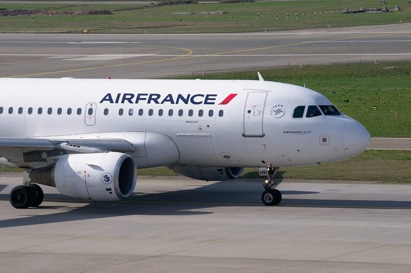 Air France divert due to disruptive passenger