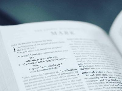 The first three weeks of the month, a day coming as a family to learn on His Word.