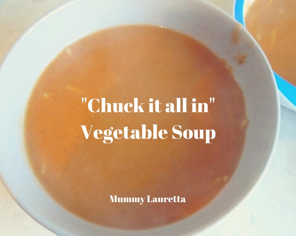 Veg Soup blog