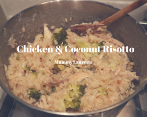 Chicken & Coconut Risotto
