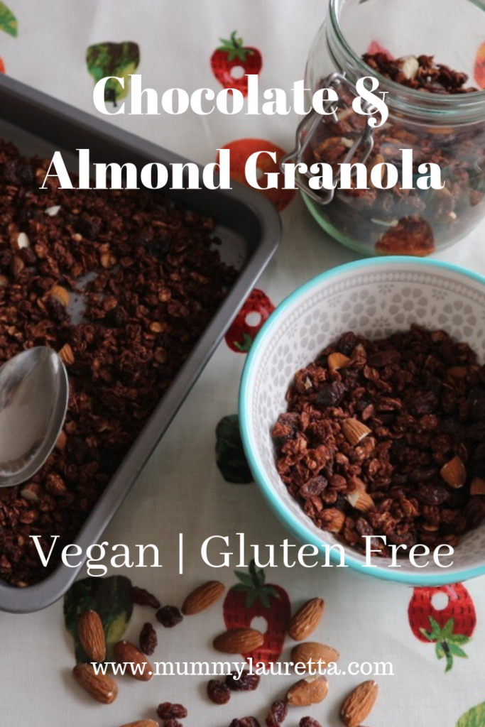 Chocolate & Almond Granola Pin