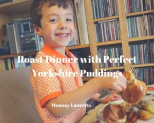 Roast Dinner blog