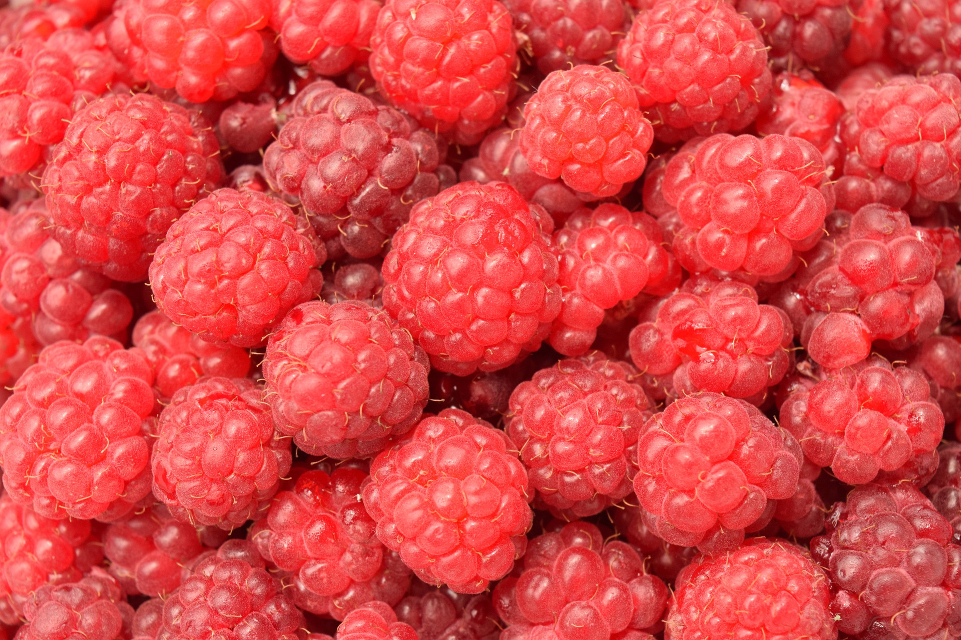 Raspberry porridge