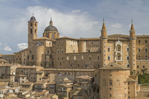 My connection to Italy Urbino