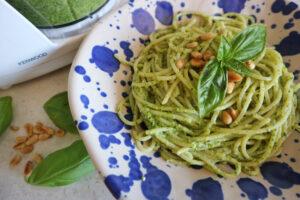 Extra green pesto