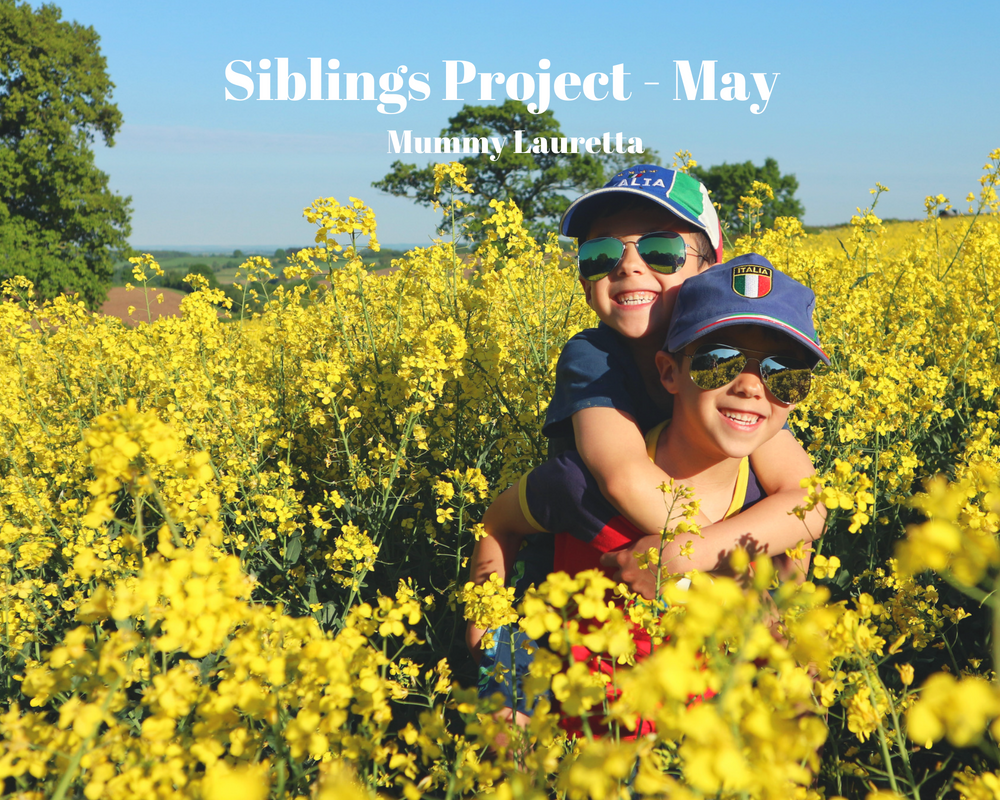 Siblings Project May 18 Blog