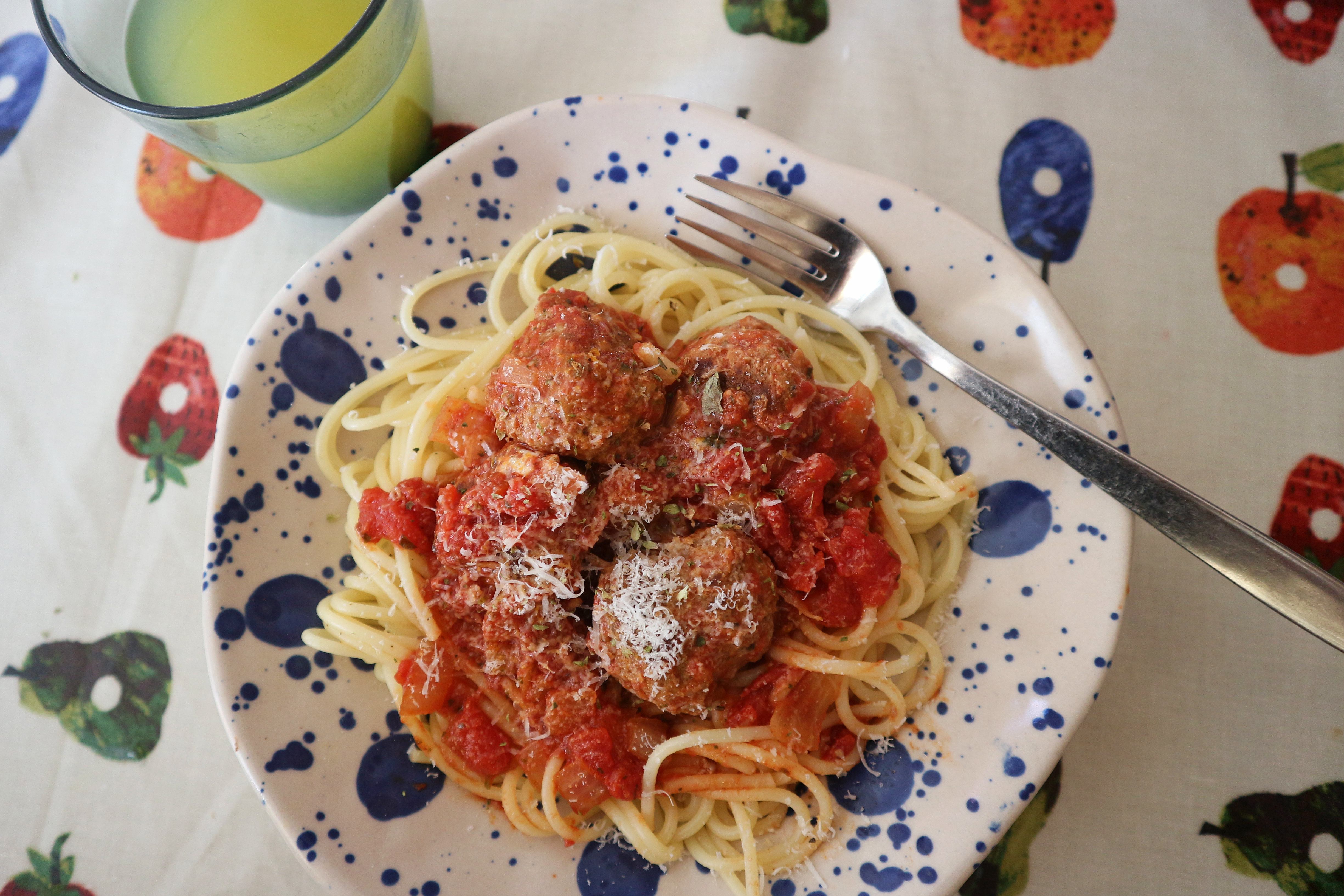 The best Spaghetti & Meatballs