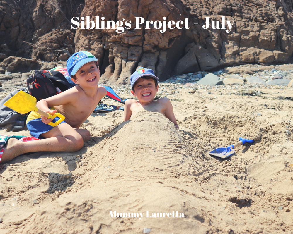 Siblings Project July 18 Blog