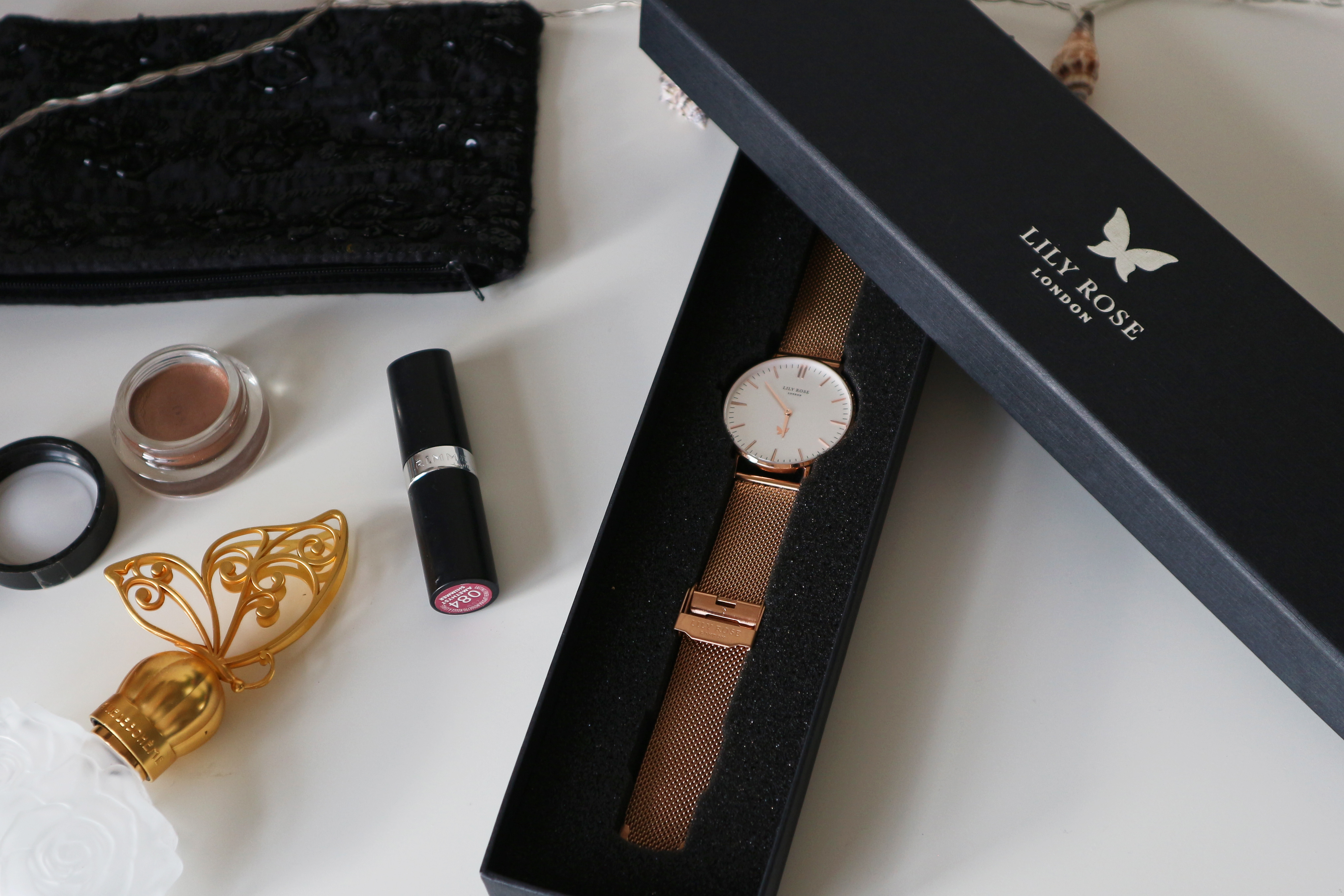 Lily Rose London Watch Giveaway