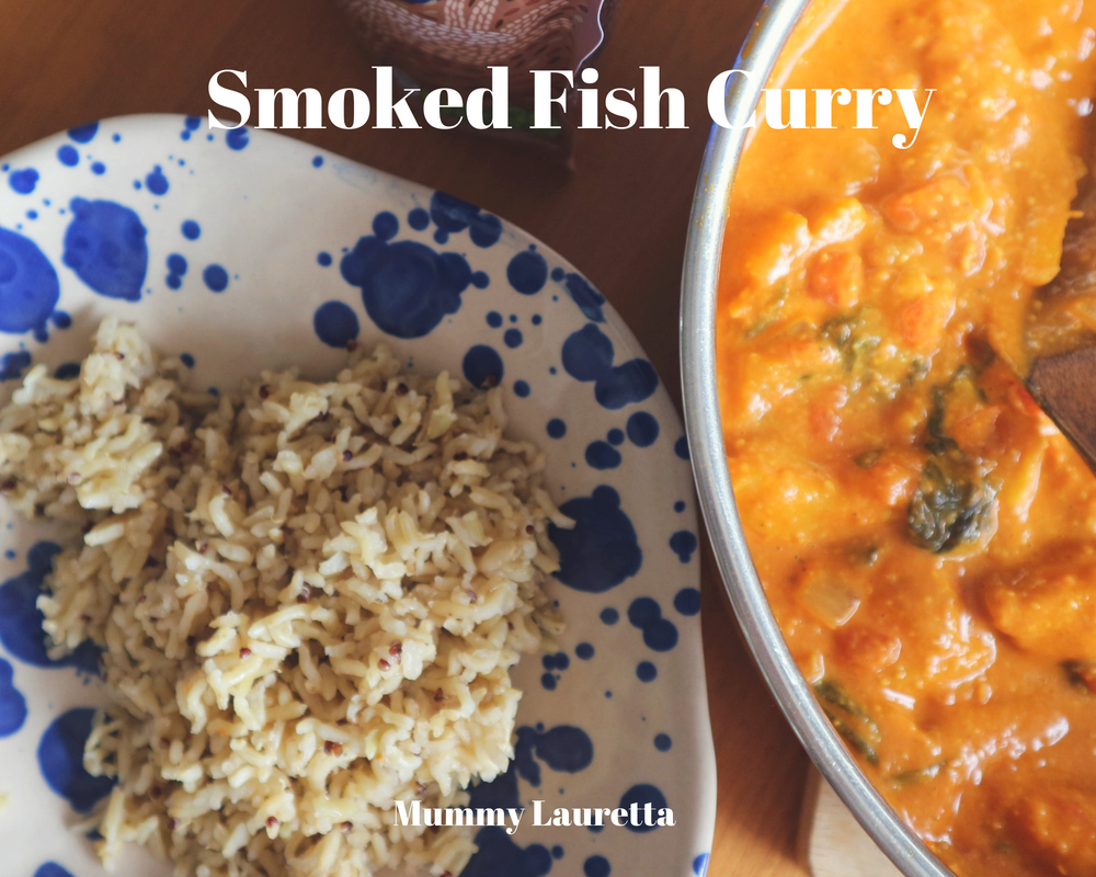 Smoked Fish Curry blog