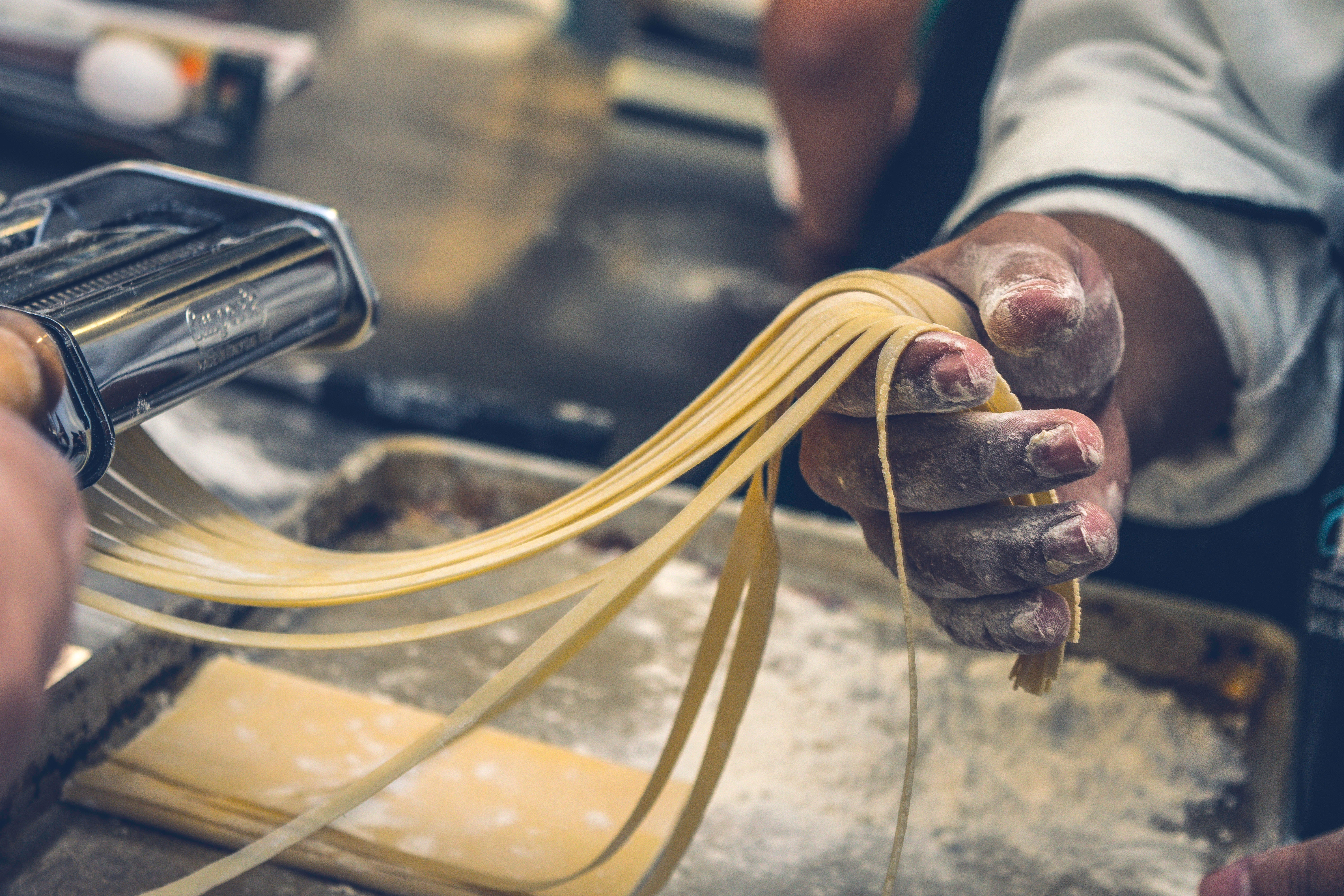 cooking-dough-fettuccine-1398688