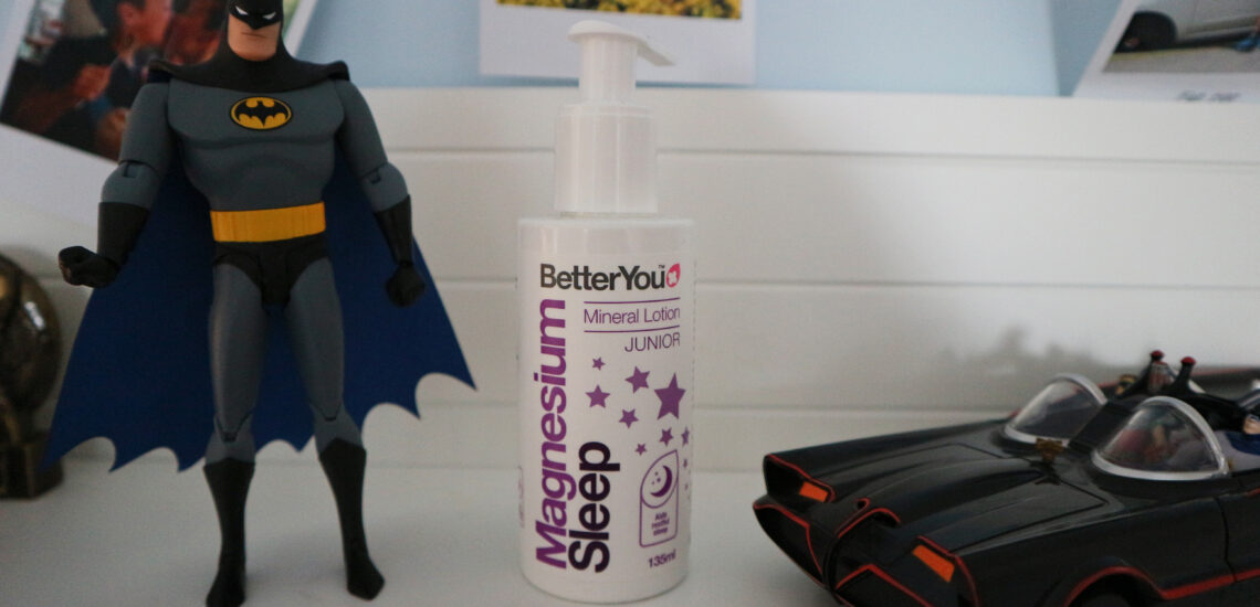 A Calmer Bedtime with Better You