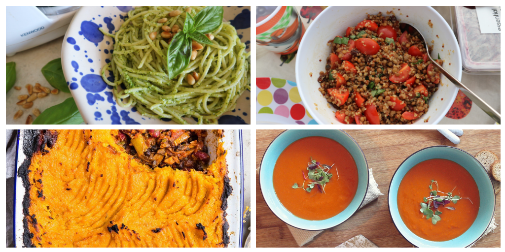 21 Veganuary Meal Ideas