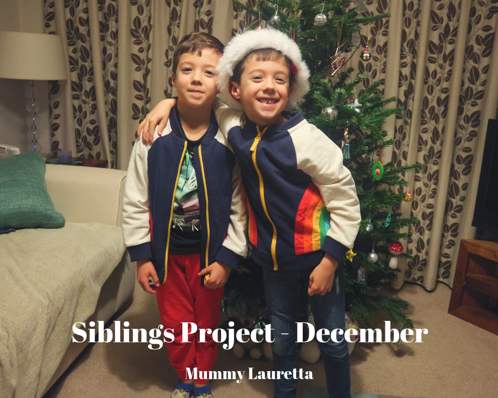 Siblings Project Dec 18 Blog