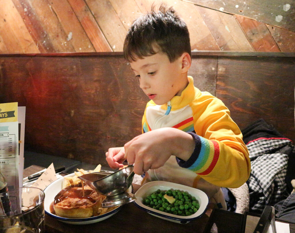 Pie Week at Pieminister