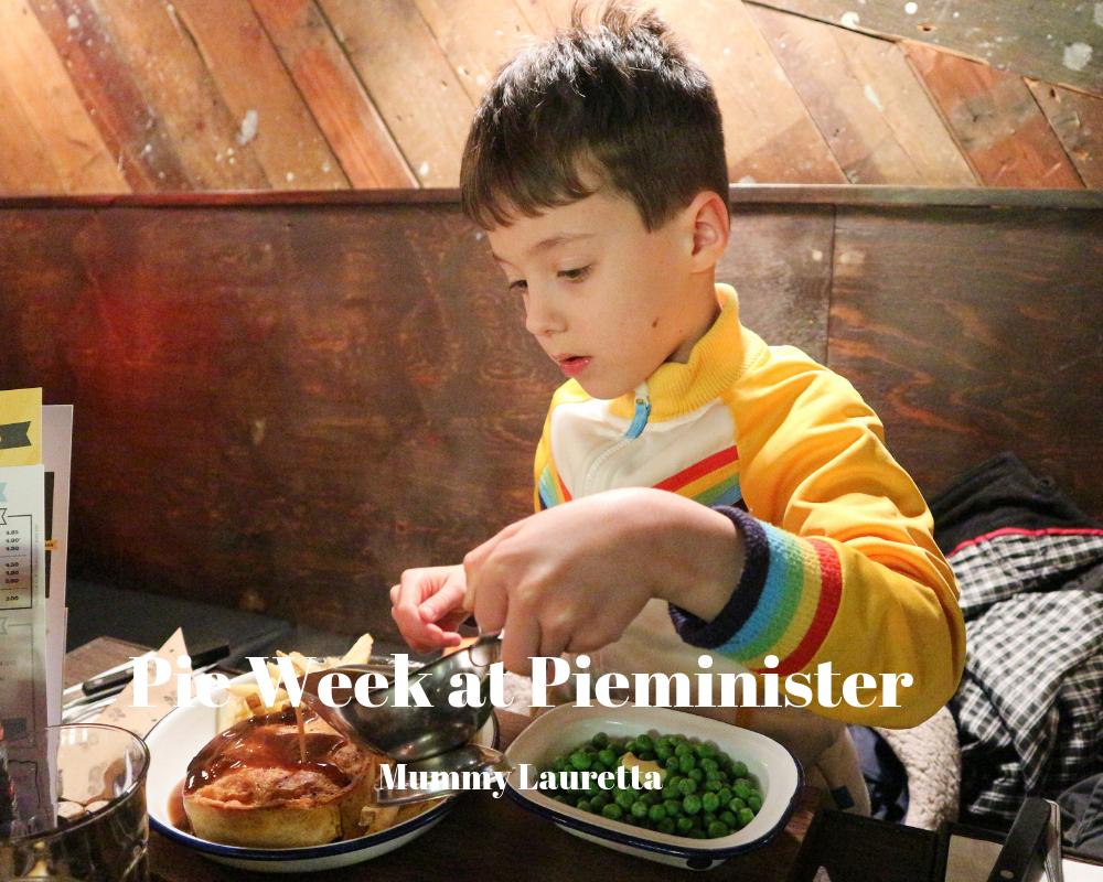 Pie Week at Pieminister Blog