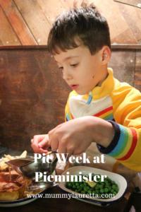 Pie Week at Pieminister Pin