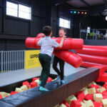 Kanga Family Bounce Session at Red Kangaroo Nottingham