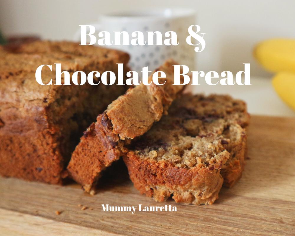 Banana & Chocolate Bread