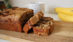 Banana & Chocolate Bread