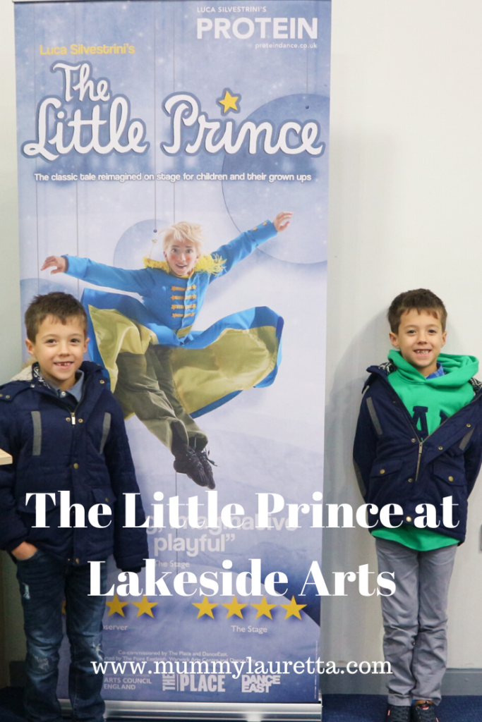 The Little Prince Lakeside Arts