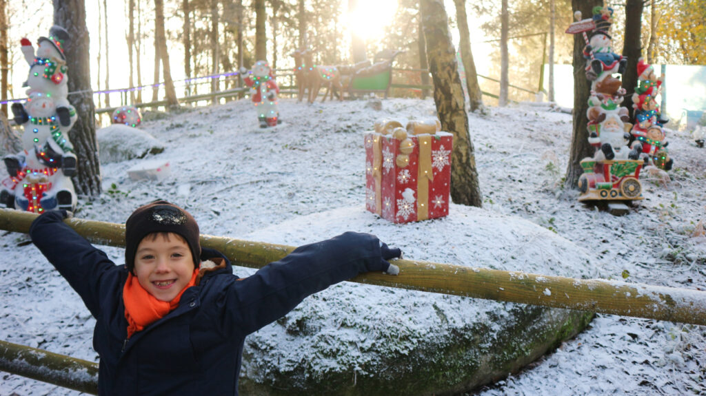 Winter Wonderland at Conkers