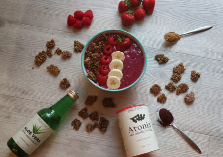 Wonder Berry Smoothie Bowl