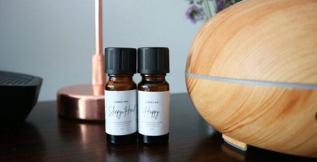Aubrey Bay aromatherapy