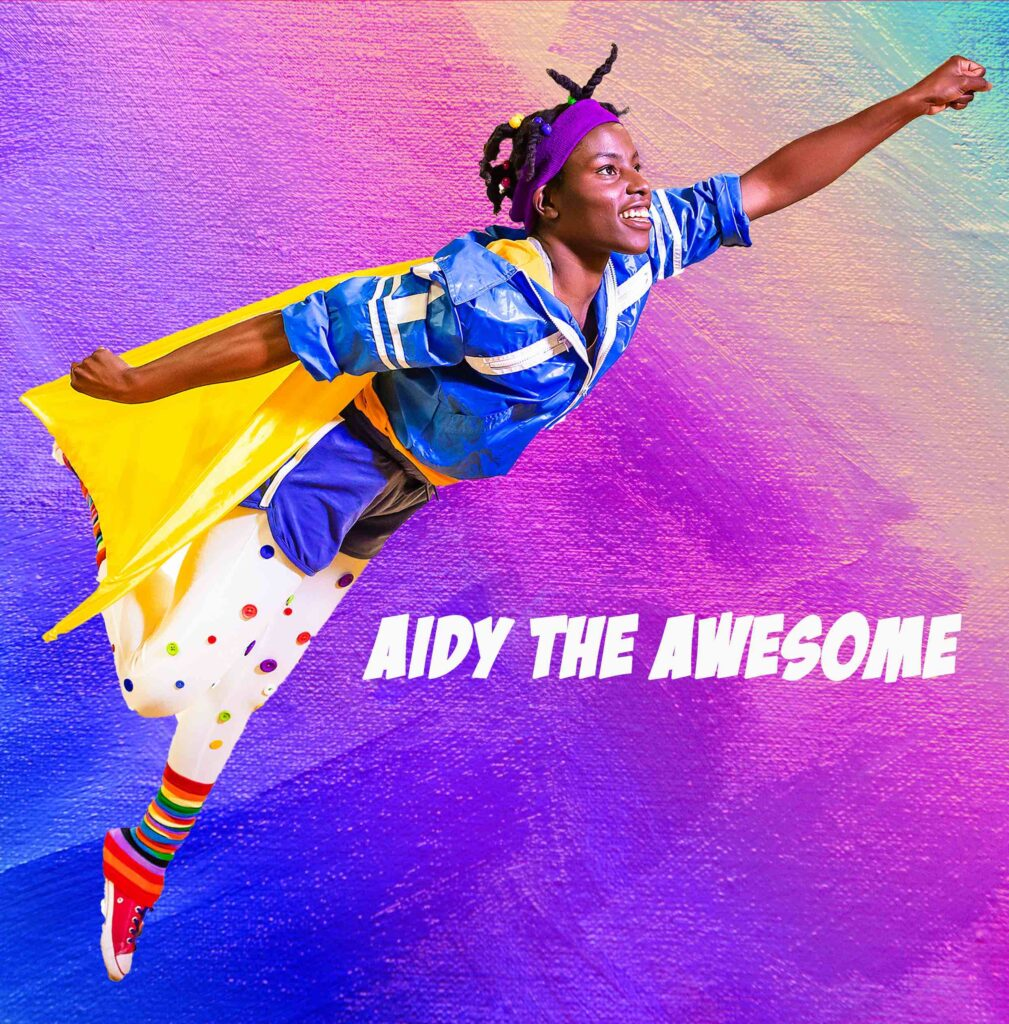 Aidy The Awesome