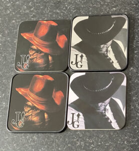 Coasters - £2 each or Set of 4 for £6
