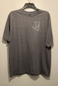 T - Shirt Special Edition Lockdown 2020 - Grey - £14 each
