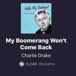 My Boomerang wont come back