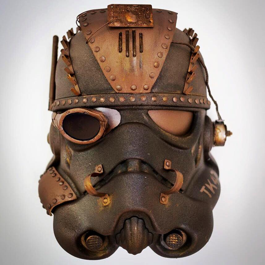 Stormtrooper mask