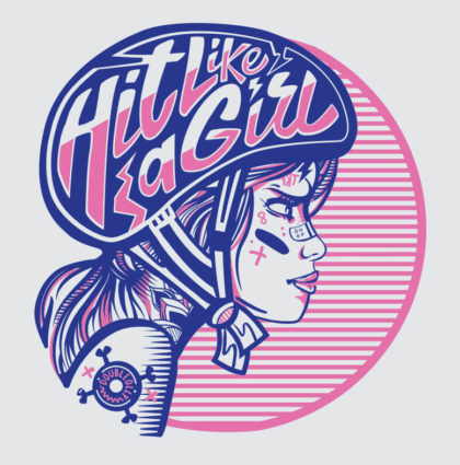 Hit Like a Girl
