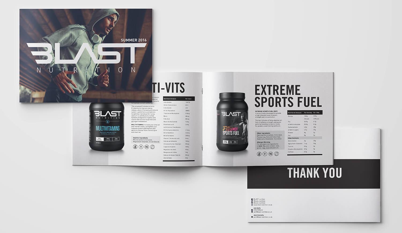 Blast-Nutrition Catalogue