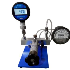 Low Range pump With Isolation Valve