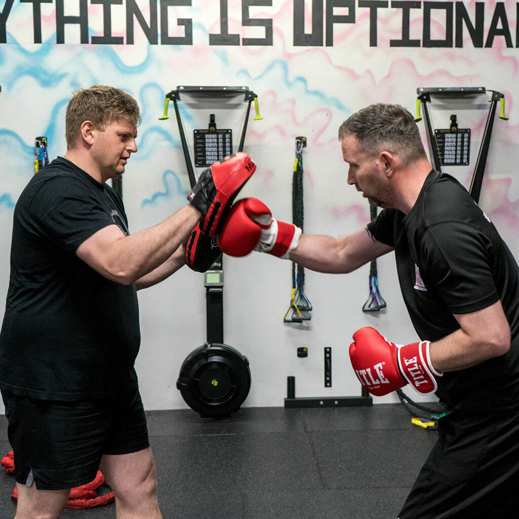 Weekly Boxing Conditioning Session