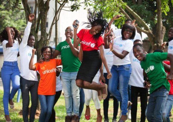 Journée avec les orphelins du SIDA