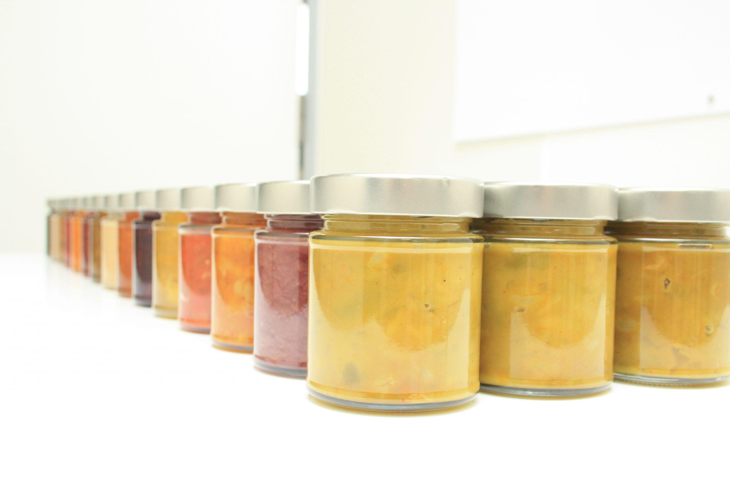 Formation professionnelle confitures et pâte de fruits