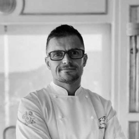 Julien Dugourd - Chef pâtissier