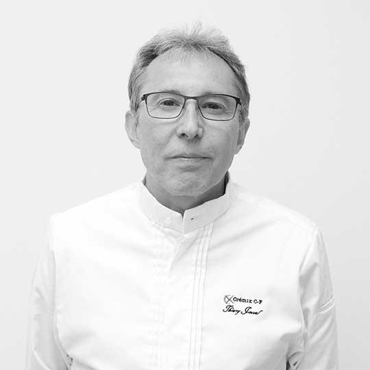 Thierry Jouval - Technicien de la Glace Concepteur du logiciel «CREMIX»