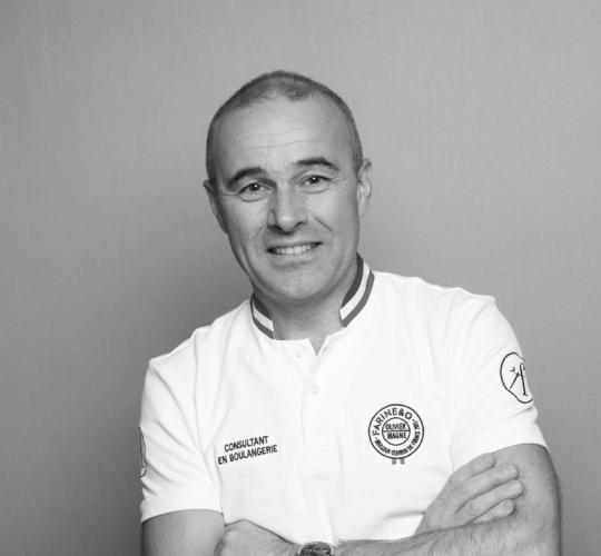 Olivier Magne - Meilleur Ouvrier de France Boulanger 2015