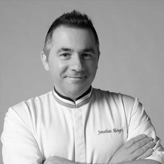Jonathan Mougel - Meilleur Ouvriers de France Pâtissier Confiseur