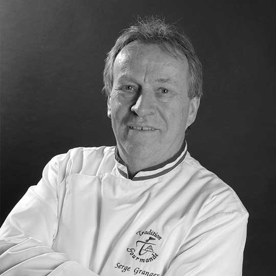 Serge Granger Serge GRANGER, Meilleur Ouvrier de France Chocolatier