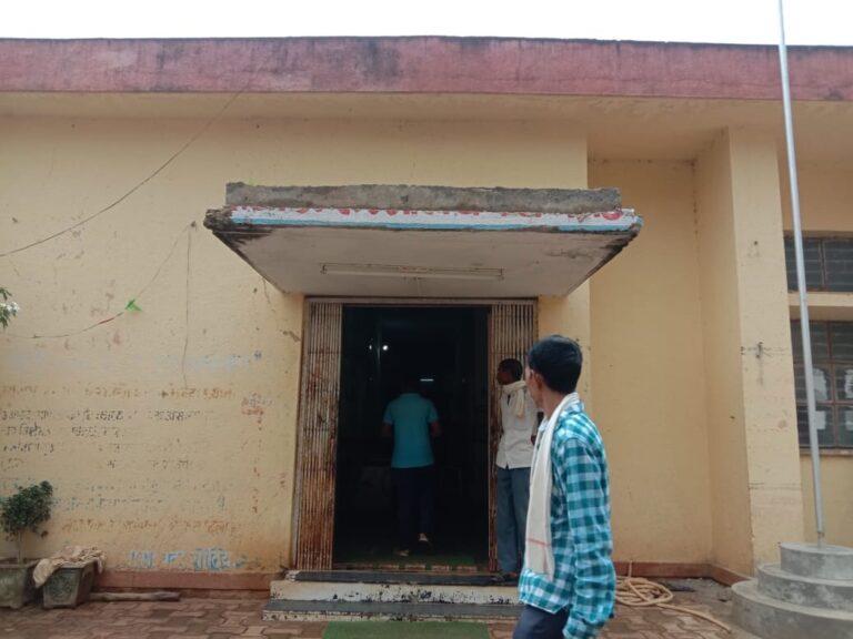 चिचगड ग्रामीण रुग्णालयात परिचारिकांची वानवा