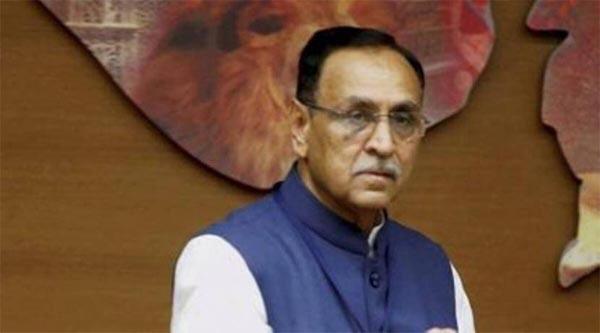 गुजरातचे मुख्यमंत्री विजय रुपानी यांचा तडकाफडकी राजीनामा : राजकीय वर्तुळात खळबळ