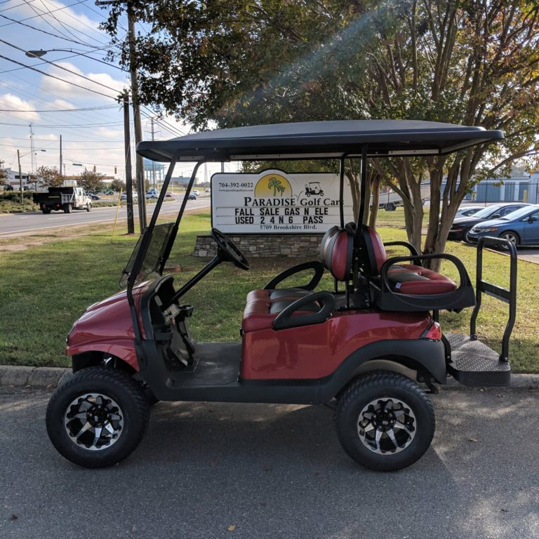 Paradise Golf Cars - We know golf carts