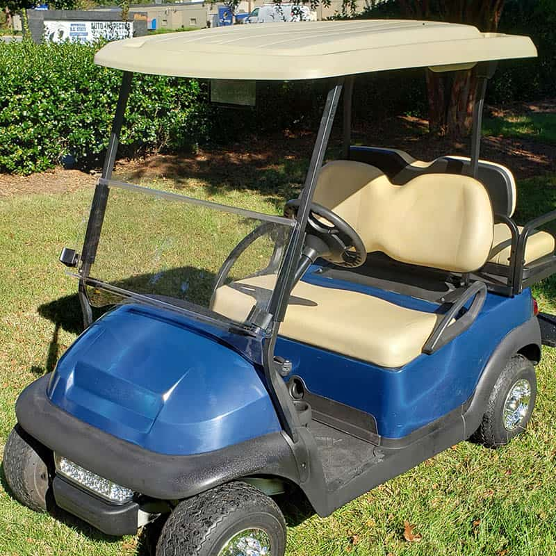 Blue 2015 Club Car 4 pass 01
